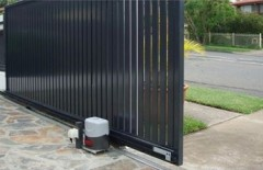 safe-stylish-modern-fence-with-md-doors-from-mark-design-web-design-jakarta-web-design-surabaya - Web design surabaya