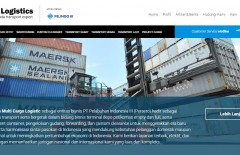 web-design-surabaya-for-pelindo-logistic - Web design surabaya