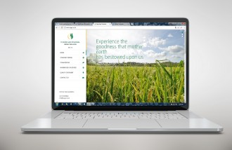 portfolio-mark-design-pt-seger-agro-nusantara-website - Web design surabaya