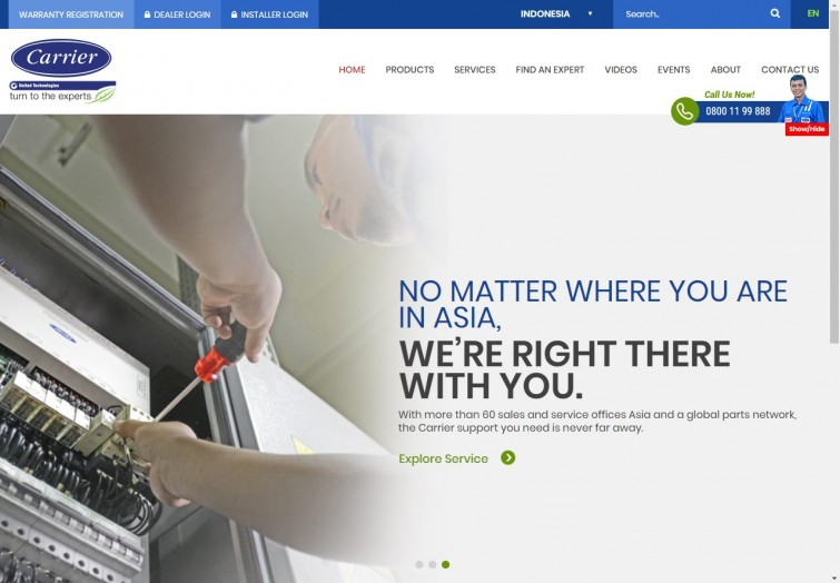 web-design-jakarta-for-carrier-ac-indonesia
