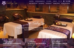 tirta-ayu-spa - Web design surabaya