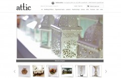 attic-home-interior-accessories-website-design-surabaya-jakarta - Web design surabaya