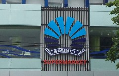 bonnet-supermarket-surabaya-3d-letter-acrylic-signage-with-led-lighting - Web design surabaya