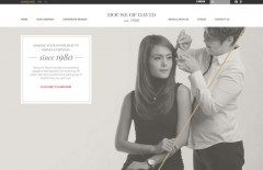 house-of-david-salon - Web design surabaya
