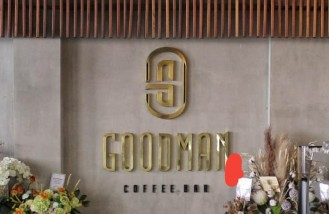 letter-timbul-kuningan-for-goodman-coffee-surabaya - Web design surabaya