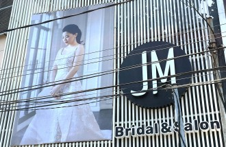 jm-bridal-letter-timbul-3d-with-led-lamp-and-vinyl-billboard-signage - Web design surabaya