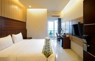 d-season-barracuda-hotel - Web design surabaya
