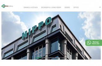 nippo-indonesia-website-design-surabaya - Web design surabaya