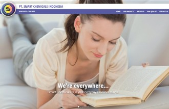 smart-chemical - Web design surabaya