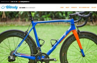 wdnsdy-bike-one-of-azrul-ananda-and-john-boemiharjo-project - Web design surabaya