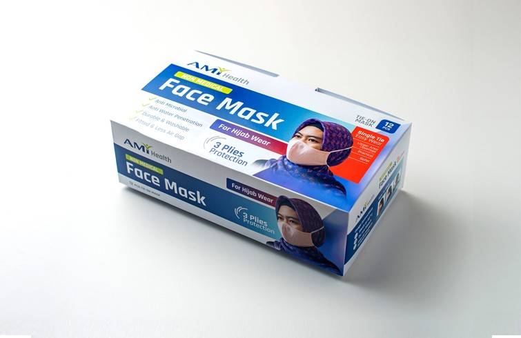 design-packaging-ami-health-face-mask