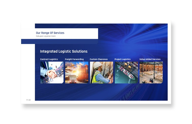 company-profile-design-for-kamadjaja-logistics